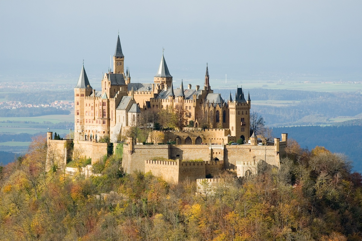 Five Castles To See In Baden W 252 Rttemberg